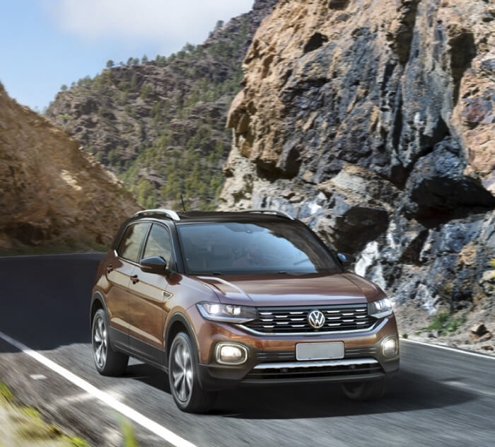 video de Volkswagen T-Cross