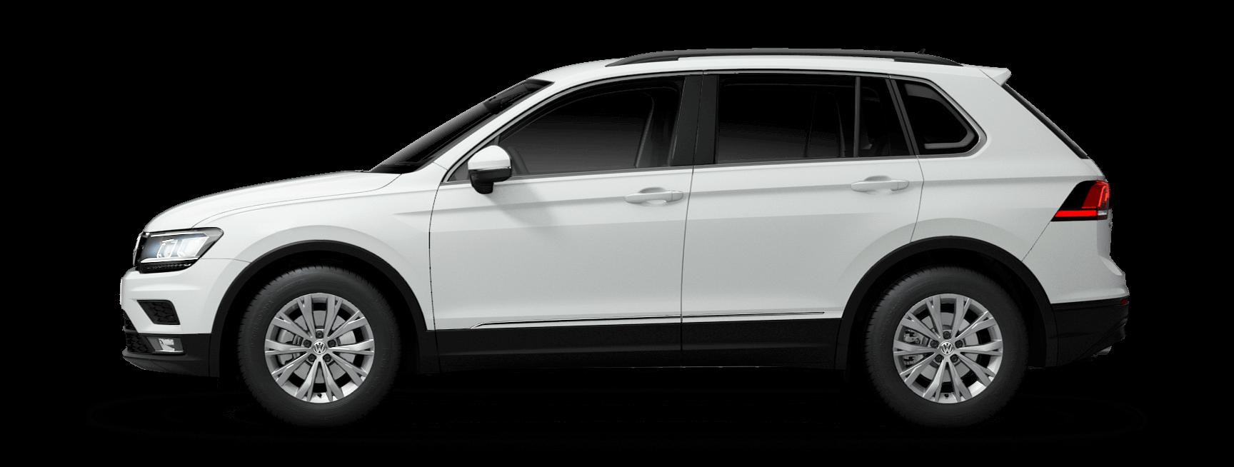 Elegí el color de tu próximo Volkswagen Tiguan