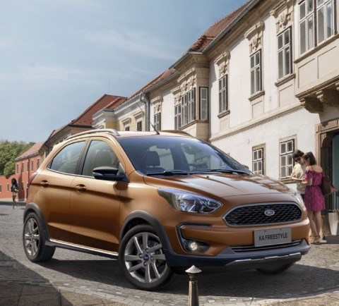 foto Ford Ka Freestyle