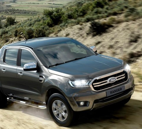 video de Ford Ranger