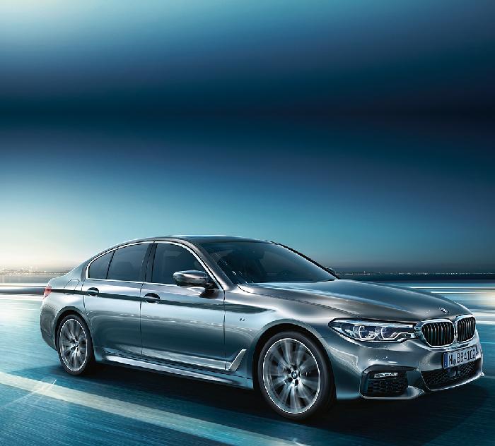 video de BMW Serie 5