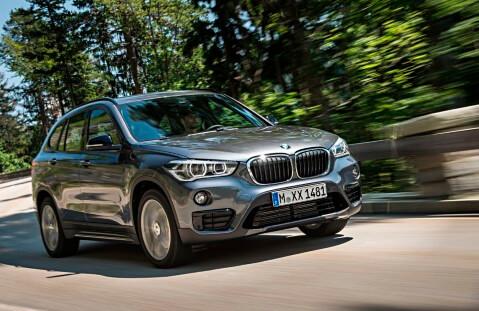 video de BMW X1