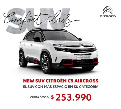 foto Citroën C5 Aircross