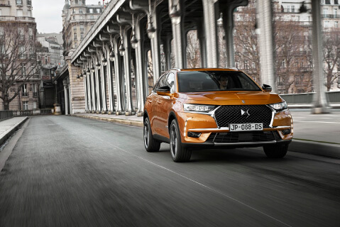 foto DS 7 Crossback