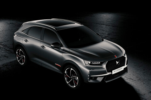 video de DS 7 Crossback