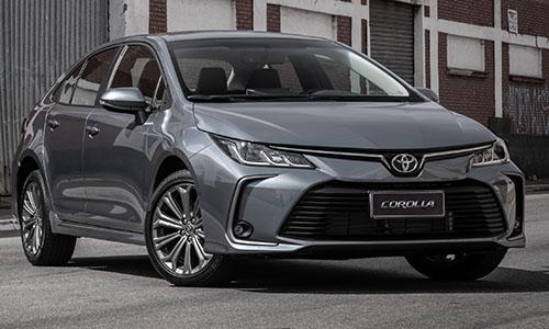 Toyota Crolla