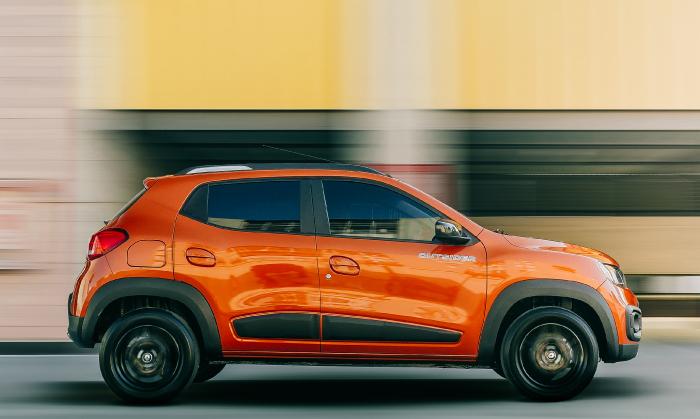 video de Renault Kwid